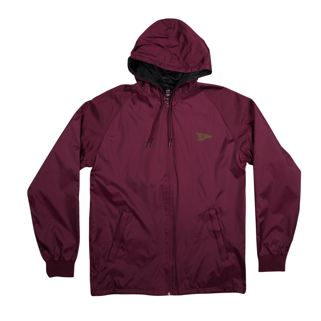 Circle Pennant Hooded Coaches Jacket