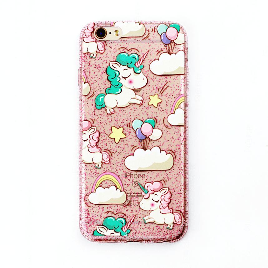 etui-iphone: Dream Unicorn