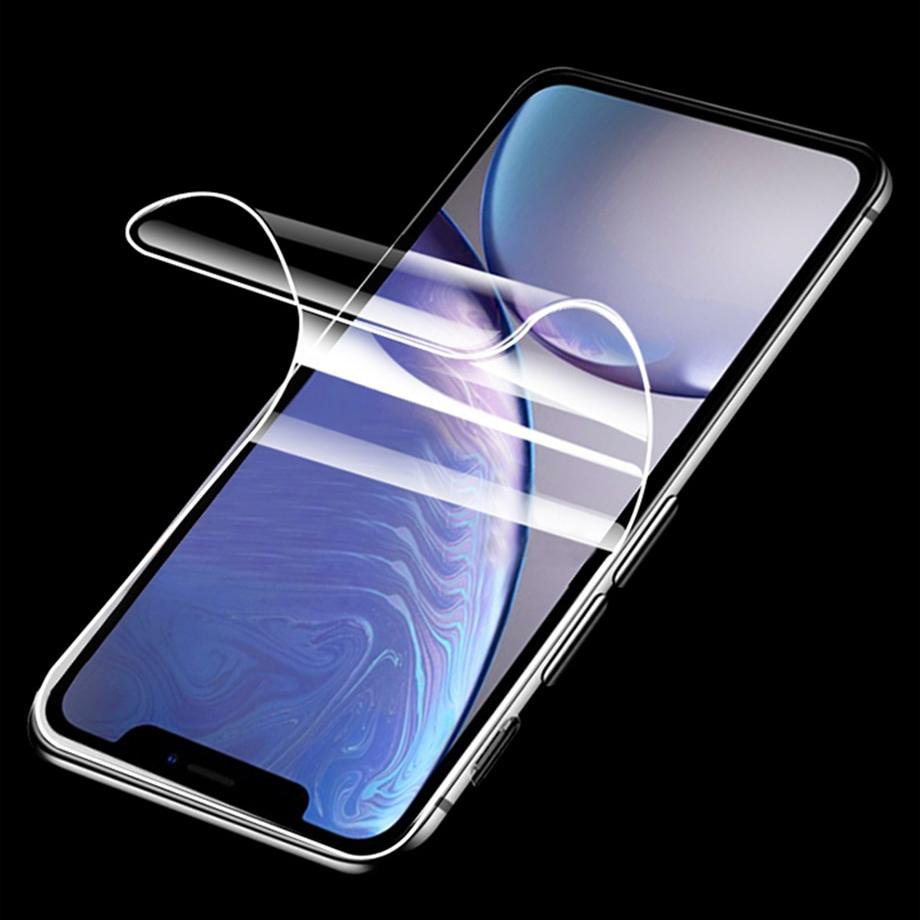 Hydrogel - ochrona ekranu na iPhone