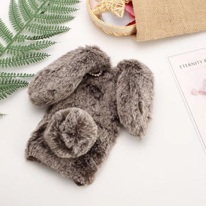 Phone Accessories TopBrand Store - Fluffy Rabbit
