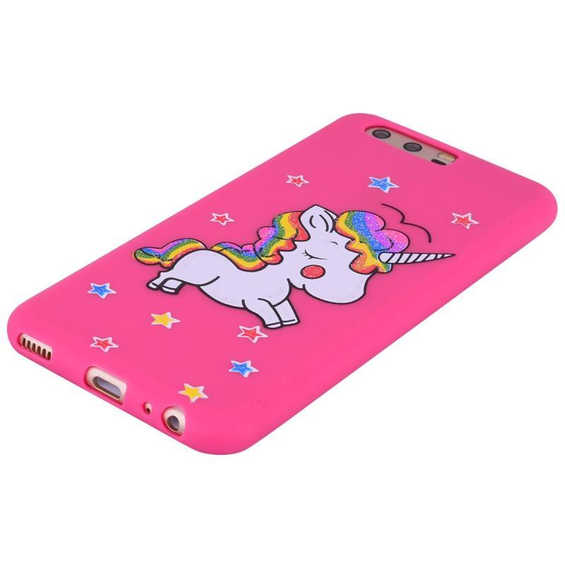 Phone Accessories TopBrand Store - Rubber Unicorn Brown