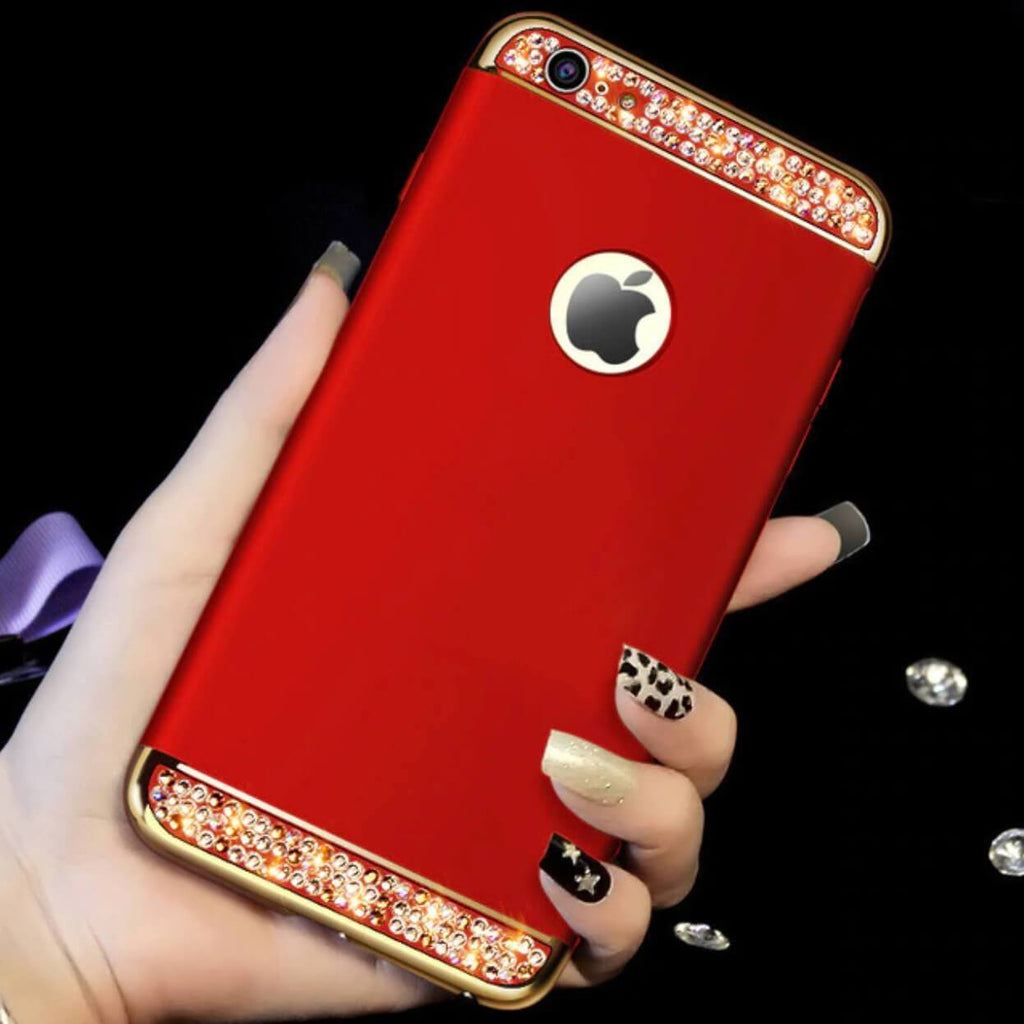 Shop4062016 Store - Diamond Deluxe Red