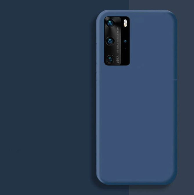 Silicone Navy Blue