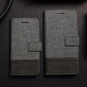UTDLucky Store - Denim Wallet Graphite
