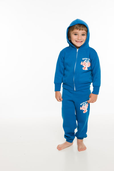 TODDLER SWEATPANTS W/ ELASTIC BOTTOM