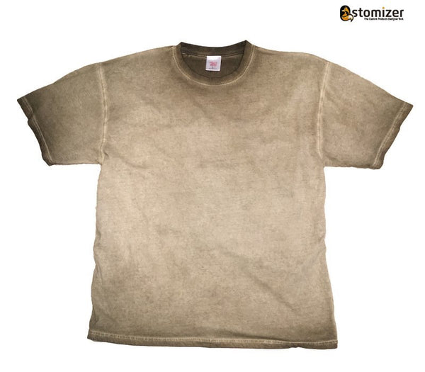 MENS DIRTY WASH CREWNECK T-SHIRT