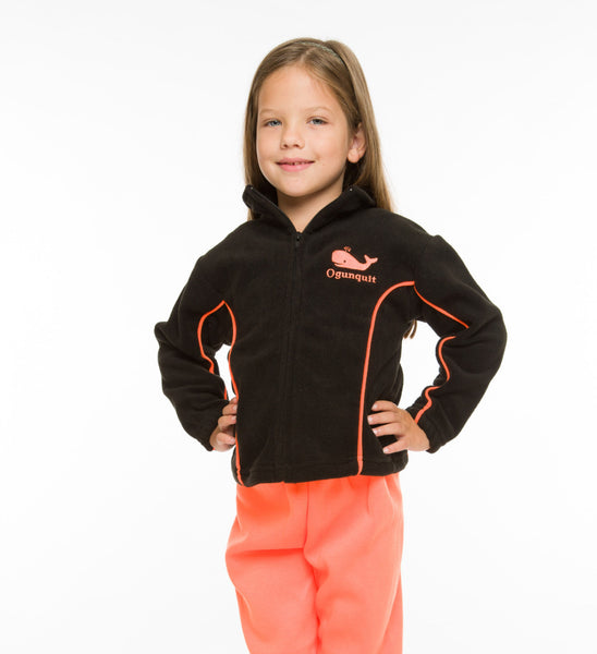 KIDS FULLZIP 2-TONE JACKET