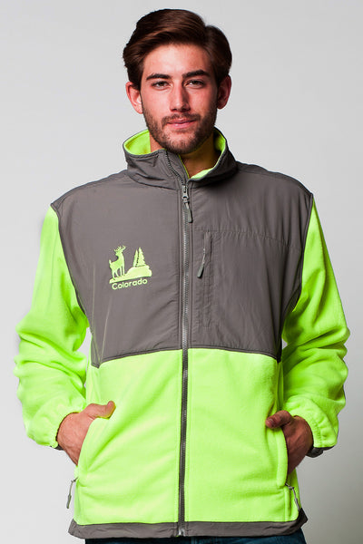 ADULTS PERFORMANCE PULLOVER FULLZIP JACKET