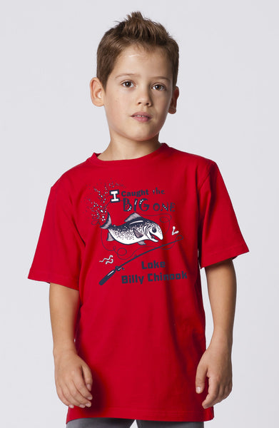 BOYS GARMENT-DYED CREWNECK SHORT SLEEVE T-SHIRT