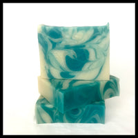 Caribbean Sea Squall Butter Bar Soap