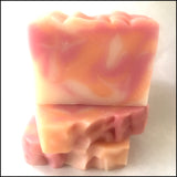 Florida Grapefruit Bellini Butter Bar Soap