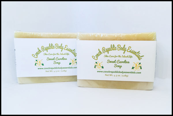 Sweet Caroline Butter Bar Soap