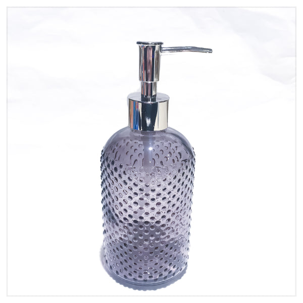 Glass Liquid Soap & Lotion Dispensers