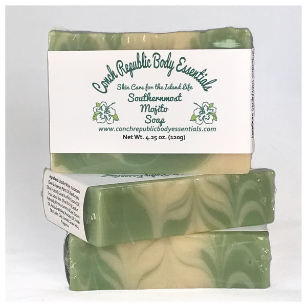 Southernmost Mojito Bar Soap
