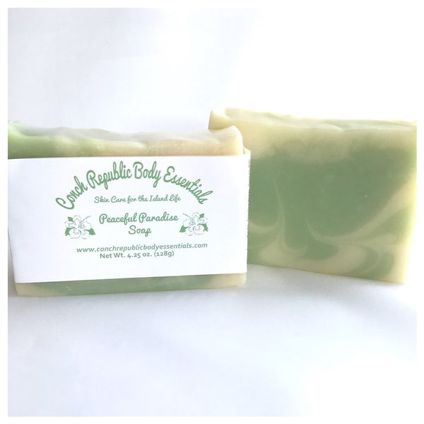 Peaceful Paradise Bar Soap