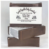 Cuban Cigar Butter Bar Soap