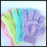 Bath Mitts - Nylon