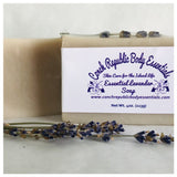 Essential Lavender Bar Soap
