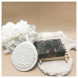 Natural Sisal & Ramie Bath Accessories