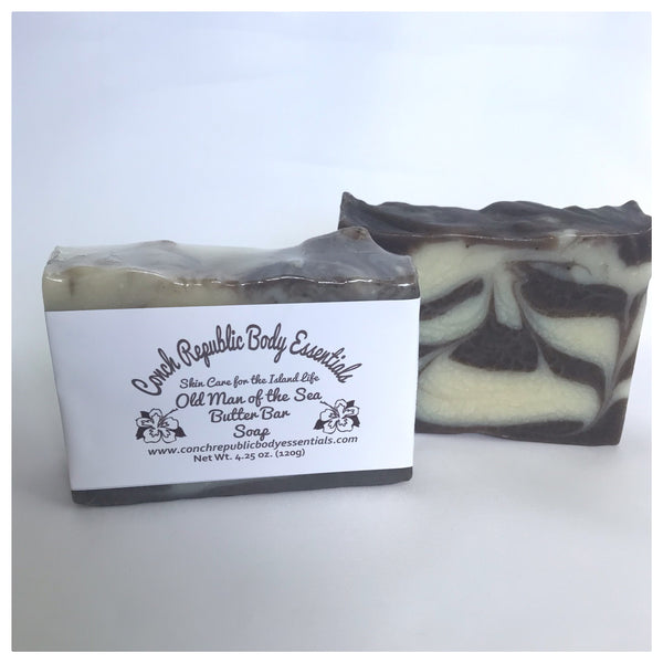 Old Man of the Sea Butter Bar Soap
