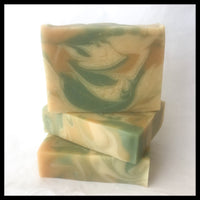 Florida Citrus & Fir Butter Bar Soap