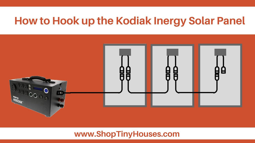 How to Set Up the Kodiak Inergy Solar Panels