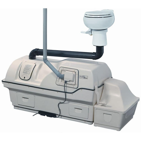 Sun-Mar Centrex Central Composting Toilet System