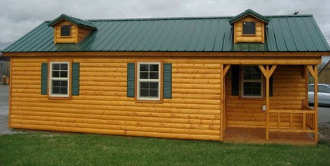 Lakefront Log Cabins Nevada Tiny Home Builder