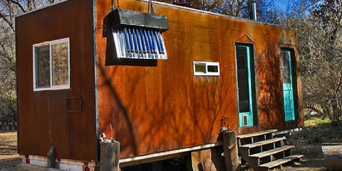 Shopdog New Mexico Tiny House Builder