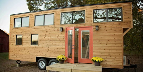 Perch and Nest Tiny Home Builder North Carolina