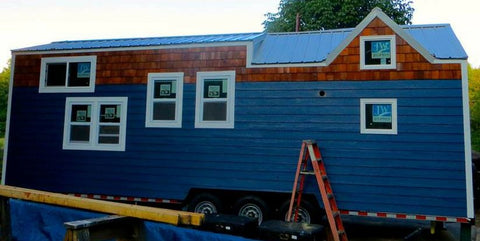 Brevard Tiny House Builder North Carolina