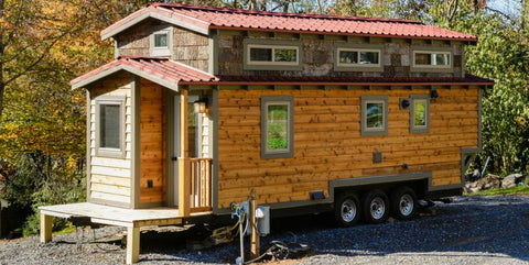 Wishbone Tiny Homes Builder North Carolina