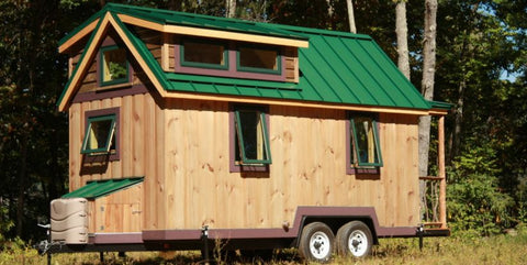 Blue Ridge Tiny Homes Builder North Carolina