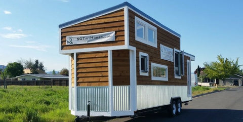 Southern Oregon Tiny Homes Builder