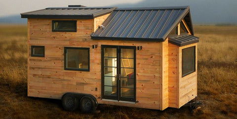 Tongue And Groove Tiny Homes Builder Oregon