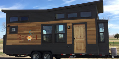 Sprout Tiny Homes Colorado