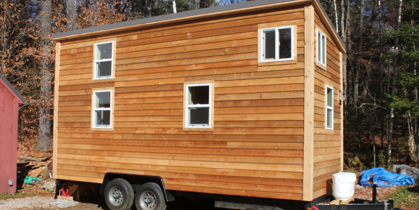 TINY HOUSE CRAFTERS, LLC Vermont