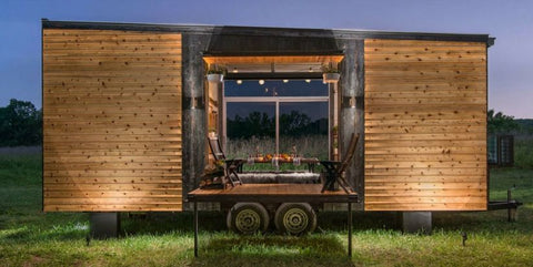 New Frontier Tiny Homes Tennessee Tiny Home Builder