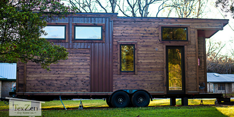 TexZen Tiny Home Co Texas