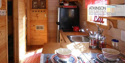 Atkinson Cottages and Tiny Homes Alabama