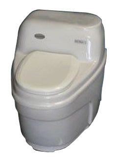 EcoJohn Basic Tiny House Composting Toilet