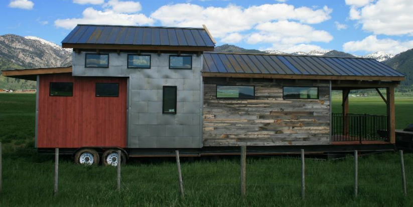 Teton Building Systems Tiny Home Builder Wyoming