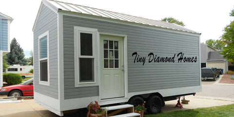 Tiny Diamond Homes Colorado