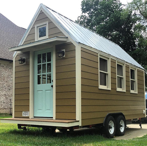 Mini Mobile Mansions Tiny Home Builder Tennessee