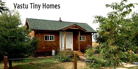 Vastu Tiny Home Builder Iowa