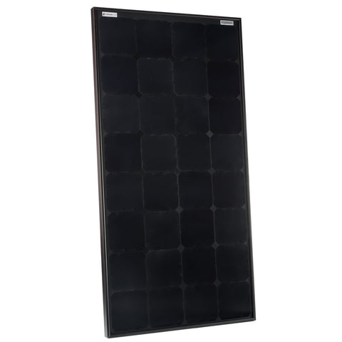 Overland 100W Sunpower Maxeon Panel with 10 Amp Controller