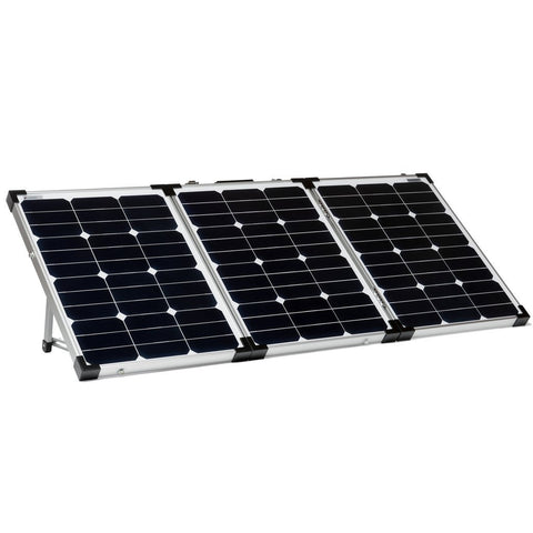 Image of Overland 120 Watt 3 Panel Folding Solar Kit