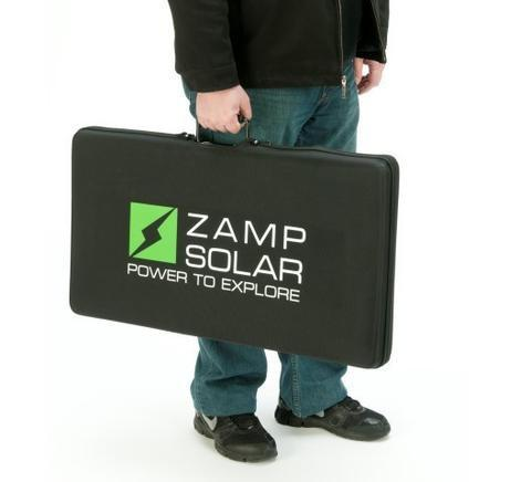 Zamp Portable Solar Charging System