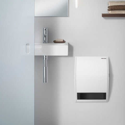Image of Stiebel Eltron CKT 15E Electric Wall Mounted Fan Heater With Timer