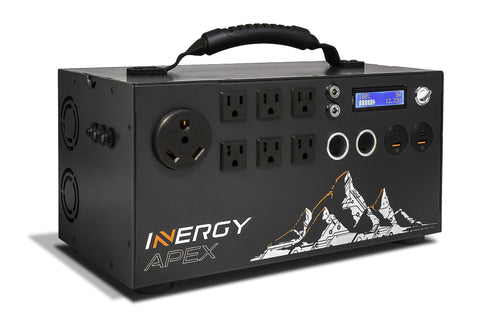 Image of Inergy Apex Solar Generator